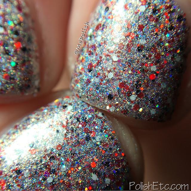Glam Polish - It's All A Dream Alice Collection - McPolish - Liars! Cheaters! Falsifiers!