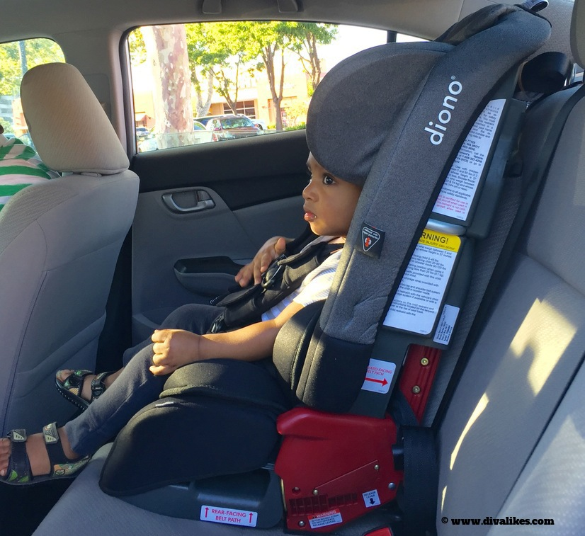 Now That We Are Using The Car Seat For Quite Some Time Let Me Share With You What Its Got To Offer Diono Radian RXT All In One Convertible