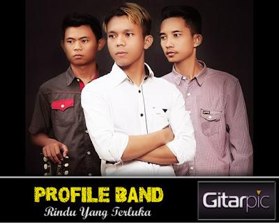 Chord Gitar Profile Band - Rindu Yang Terluka