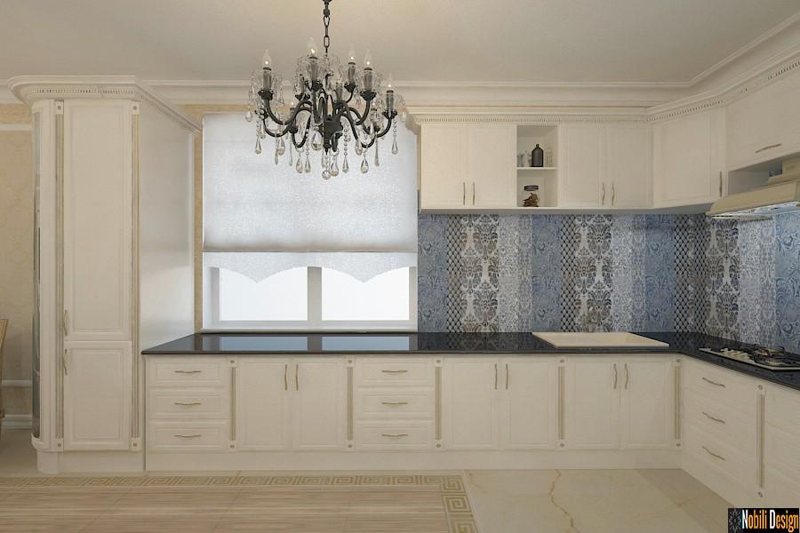 Design interior casa stil clasic de lux ~ Amenajari interioare Casa Bucuresti.