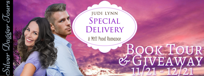Special Delivery by Judi Lynn | Guest Post & #Giveaway | Silver