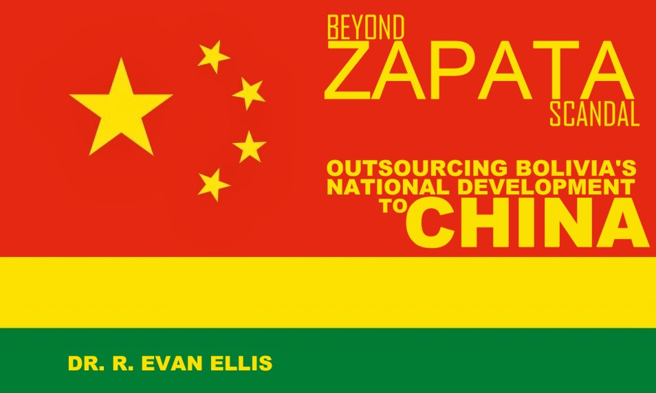 OPINION | Beyond the Zapata scandal: Outsourcing Bolivia's National Development to China