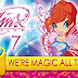 "¡Nueva canción ""We're magic all the way"" Opening Winx Club 7º temporada!"