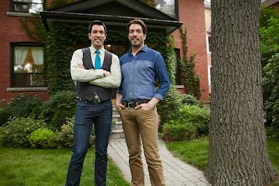 Drew e Jonathan Scott de Irmãos à Obra - Divulgação
