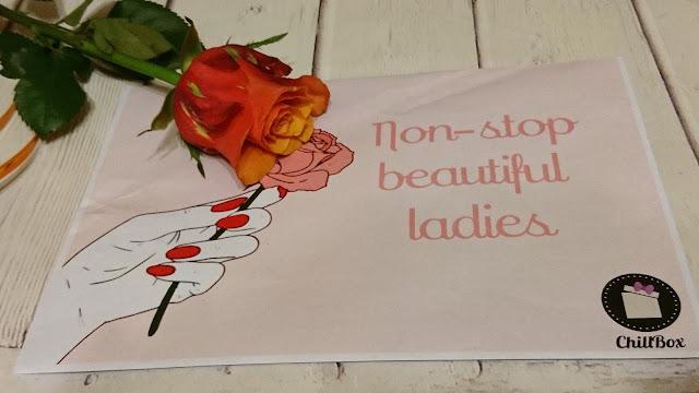 Dzień kobiet - życzenia i openbox marcowego Chillboxa