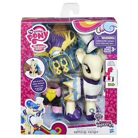 My Little Pony Fashion Style Wave 1 Sapphire Shores Brushable Pony