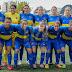 Punta azul y oro: las Gladiadoras vencieron 4 a 1 a Estudiantes de LP