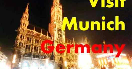 Visit Germany for Free at 10+ Popular Places in Munich ~ Popular Places to Visit in the World