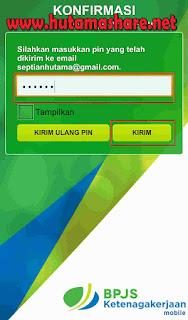 Lupa Password Login BPJS Ketenagakerjaan