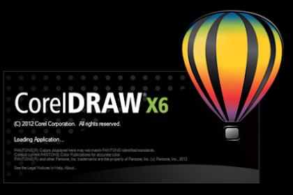 Download dan Cara Install CorelDraw Graphics Suite X6 + CRACK [Full Version]
