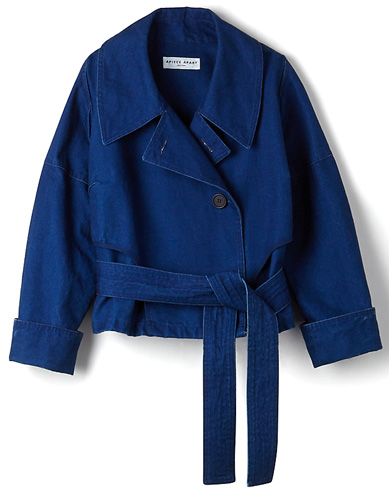 steven alan trench jacket