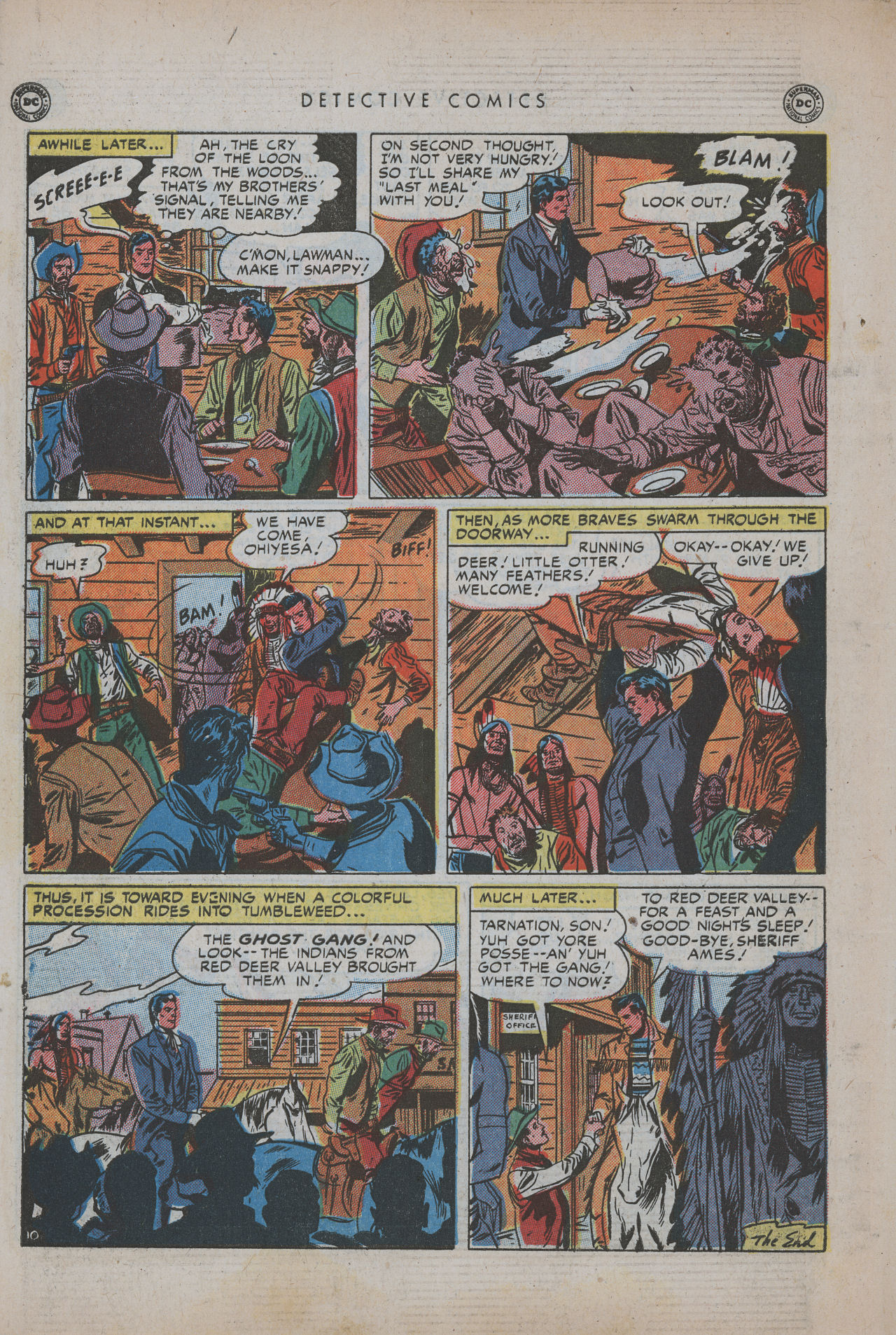 Detective Comics (1937) 171 Page 49