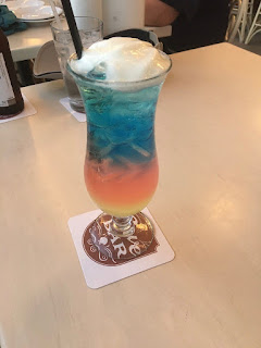 Mickey's Fun Wheel drink Disney Cove Bar