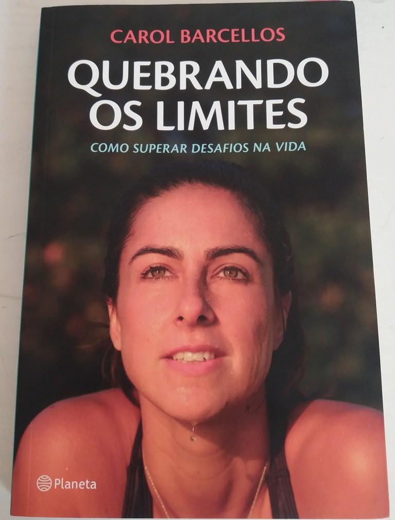 Leia Correndo Quebrando Limites Carol Barcellos