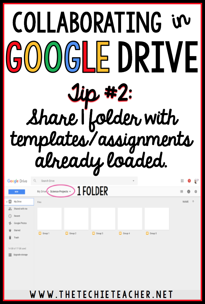 5 Ways to Avoid Disasters When Collaborating in Google Drive