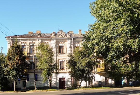 Бердичів. Вул. Вінницька, 30. 1901 р.