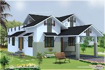 Single Slope Roof House Design Plans
