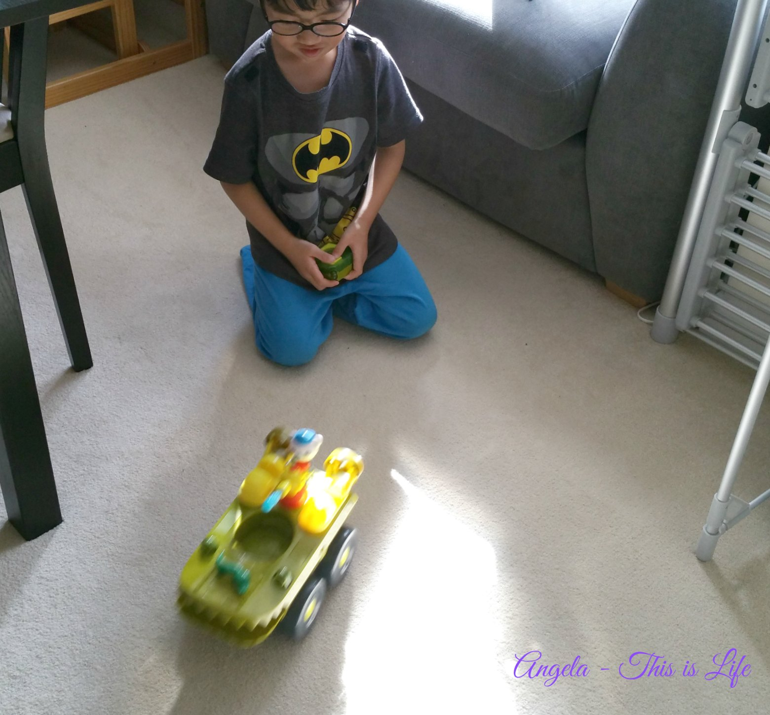 Octonauts, Gup K, Remote control vehicle