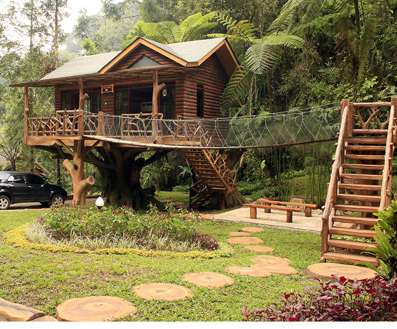 Bungalow Taman Safari