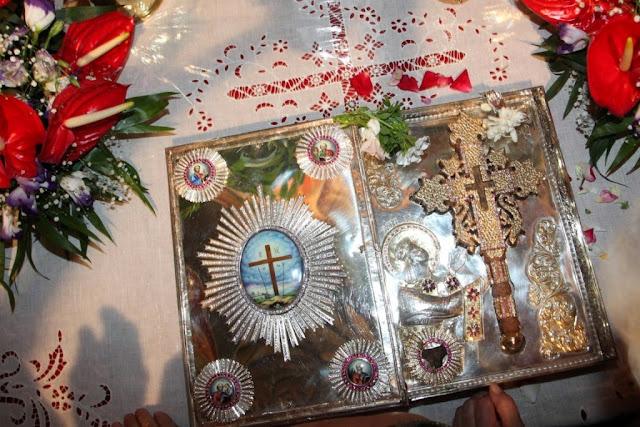Τίμιο Ξύλο από την Ιερά Μονή Αγίου Αθανασίου Εράτυρας Κοζάνης http://leipsanothiki.blogspot.be/