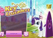 My Little Pony Keys Crusaders