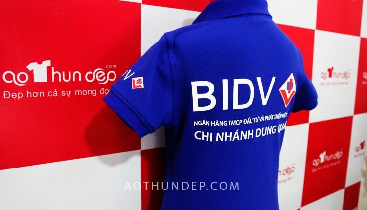 Ngân Hàng BIDV Đặt Hàng Đồng Phục Văn Phòng