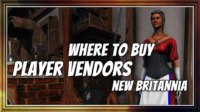 Where To Buy A Player Vendor In New Britannia?