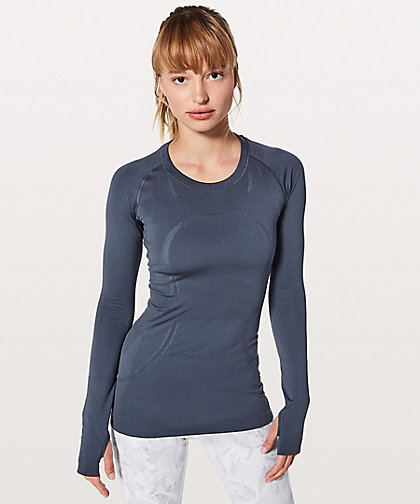 lululemon dazed-swiftly-ls