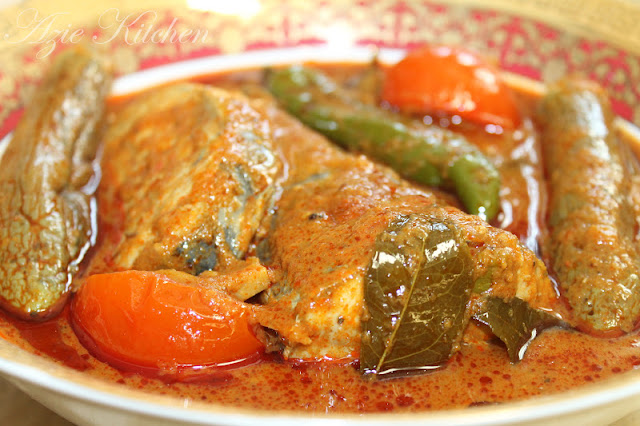 Kari Ikan Tenggiri Mamak Style
