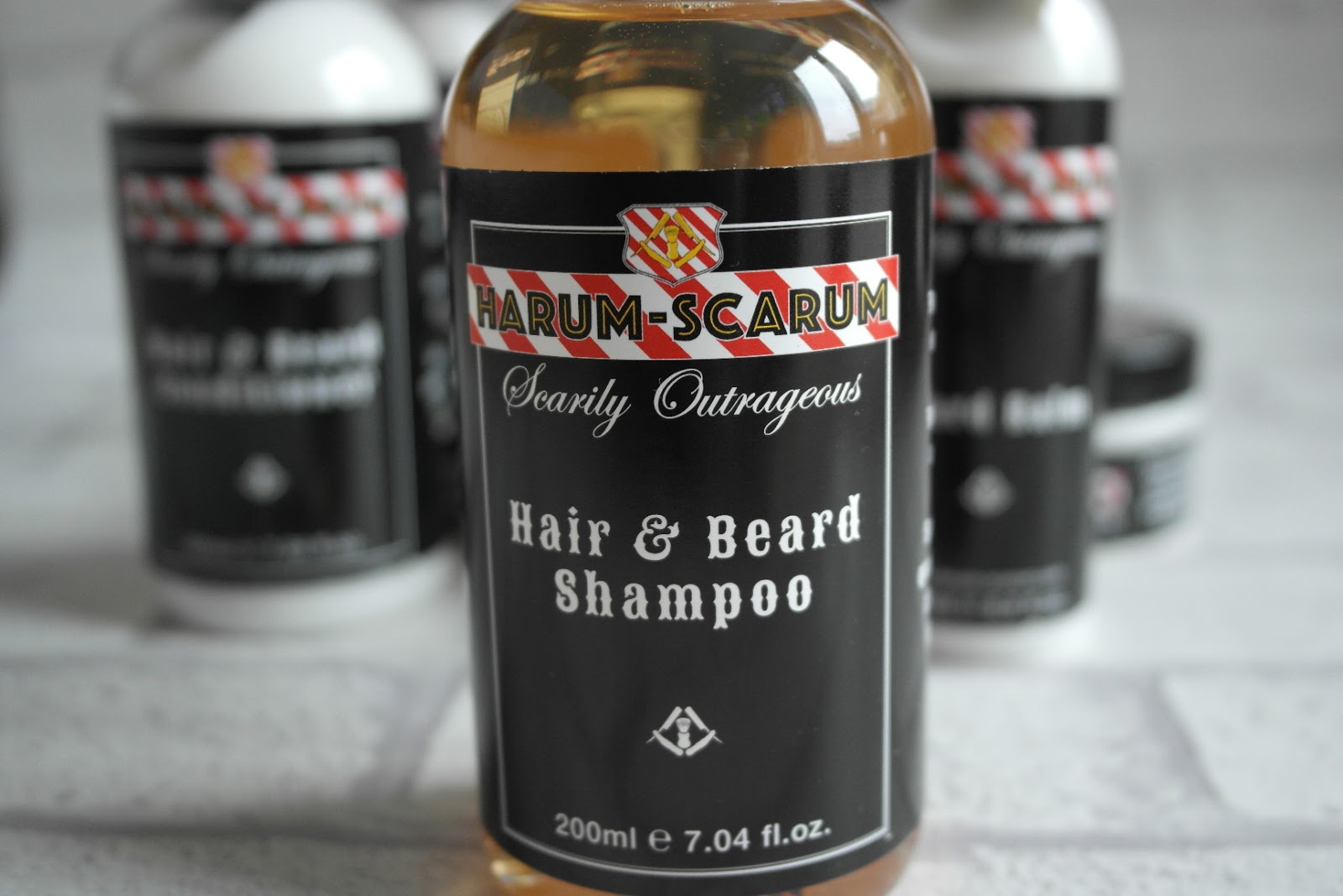 Harum Scarum grooming products review