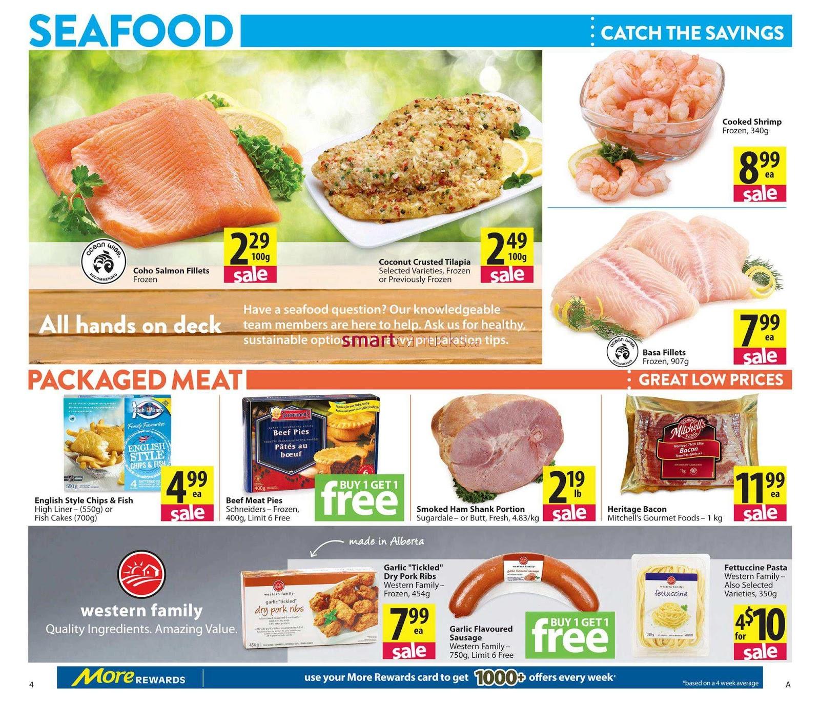 Save On Foods Edmonton Hours