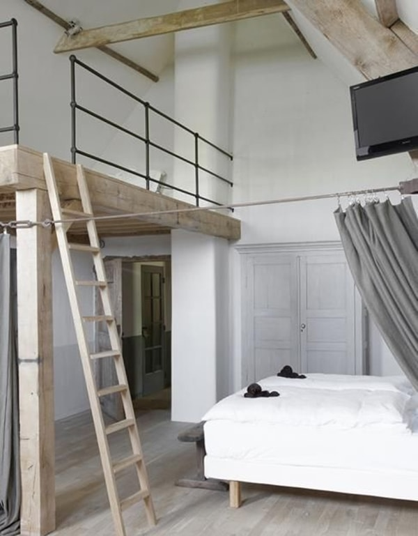 Bedroom Double Height 2
