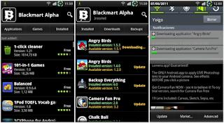 Blackmart Alpha App