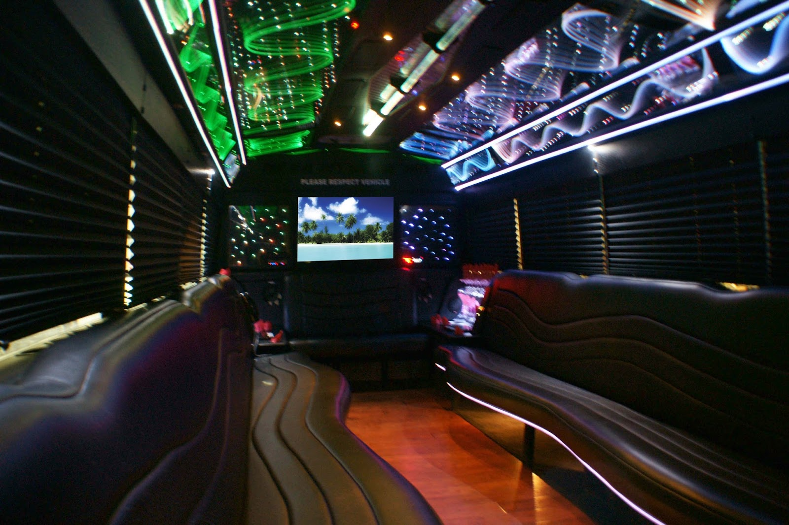 Why Rent A Akron Cleveland Party Bus Service
