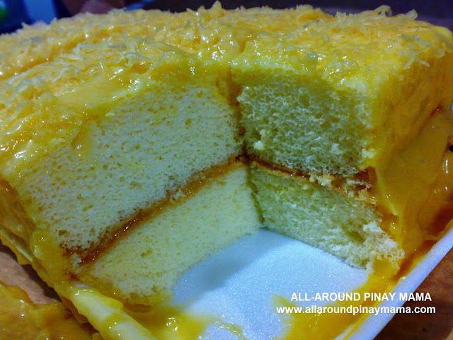 Rodillas Yema Cake Review