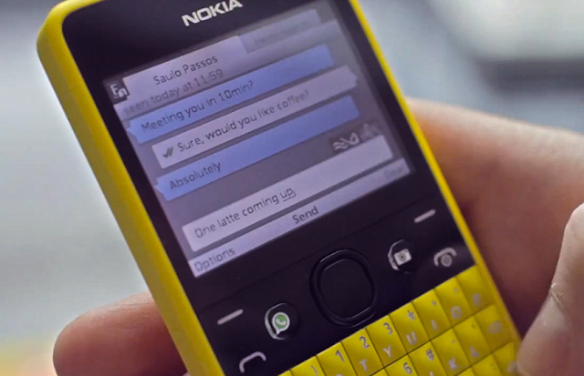 Download WhatsApp 2019 for Nokia S60 and S40