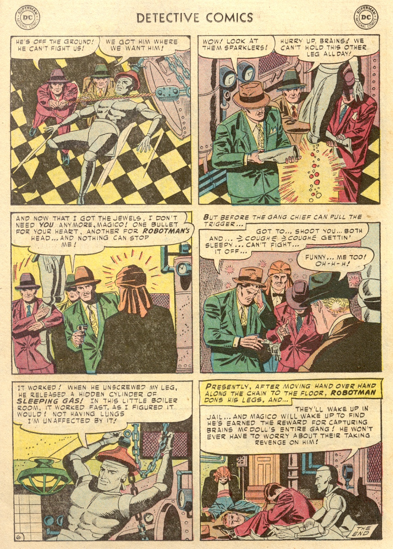 Read online Detective Comics (1937) comic -  Issue #186 - 30