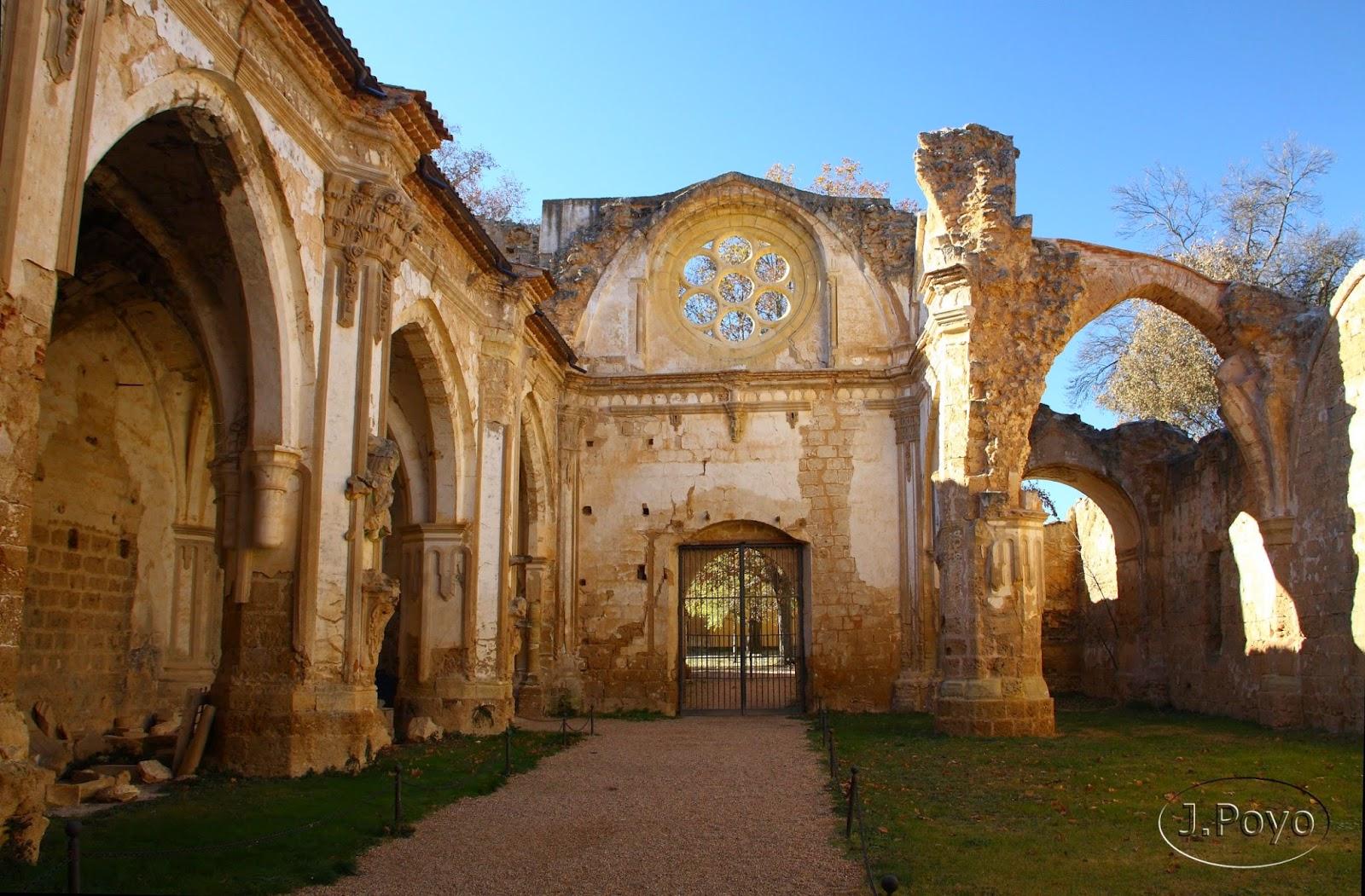 El monasterio de Piedra, Zaragoza