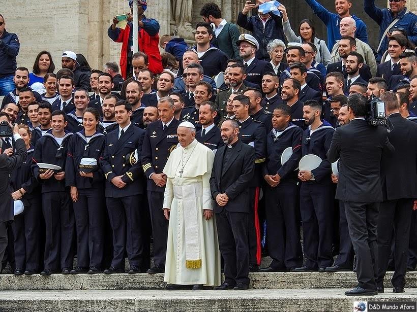 Audiência papal na Praça São Pedro - Como ver o papa no Vaticano