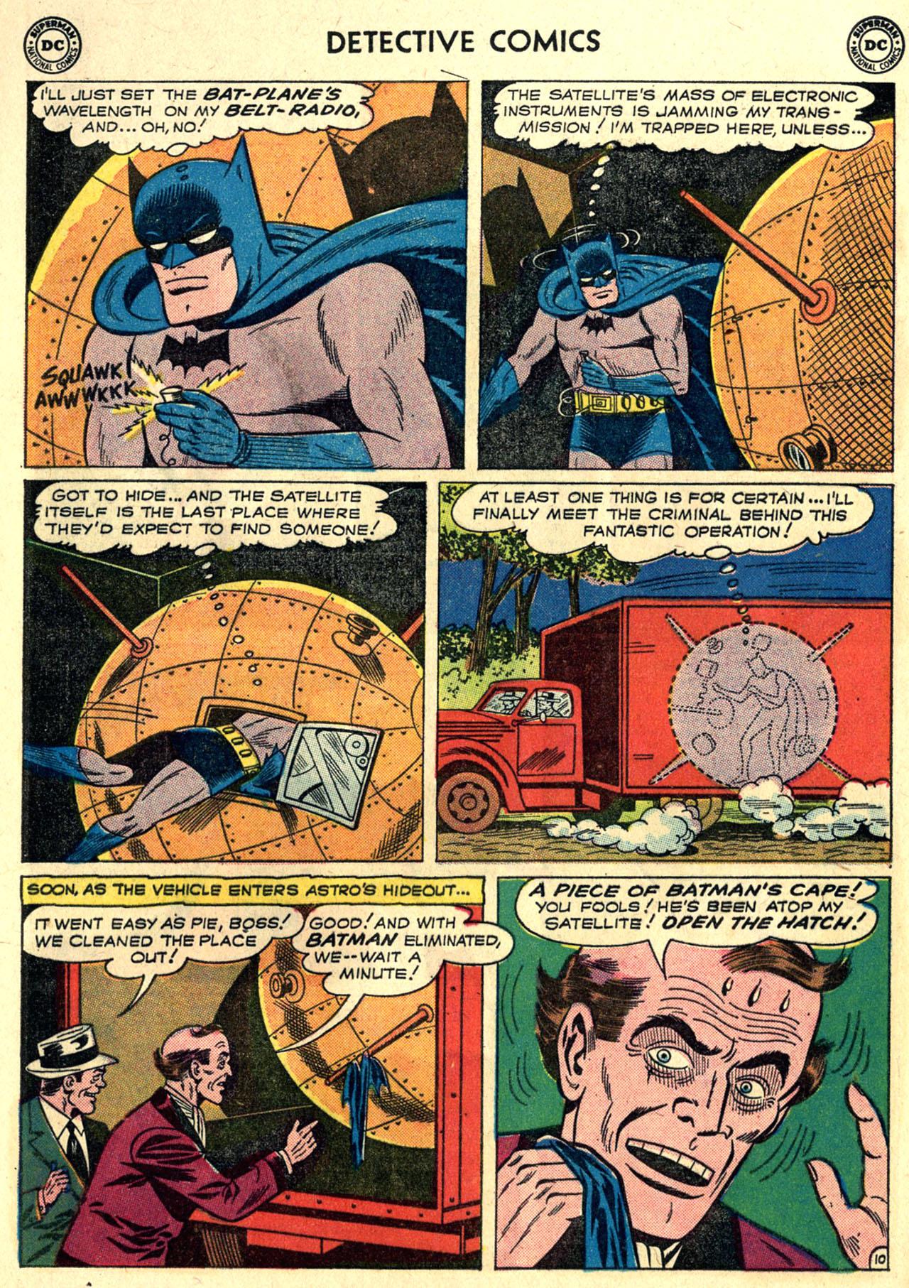 Detective Comics (1937) 266 Page 11