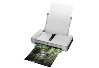 Precision photograph as well as document printing wherever you lot are Canon PIXMA iP100 Driver Download