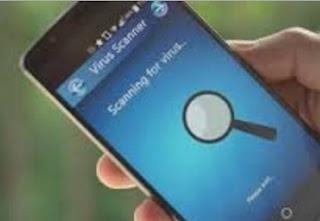 Cara  mengatasi virus di smartphone