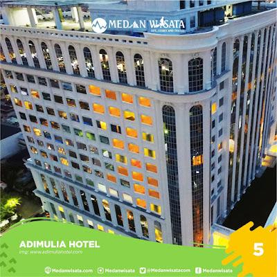 8 Hotel Populer di Medan dengan Fasilitas Kolam Renang