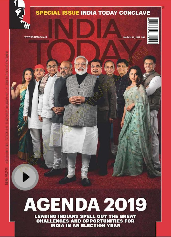 India Today Magazine March 2019 PDF Download