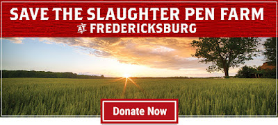 A Big Investment in American History: Saving Slaughter Pen Farm
