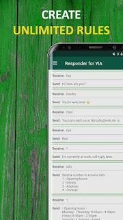 AutoResponder for WhatsApp v0.9.3 Full APK
