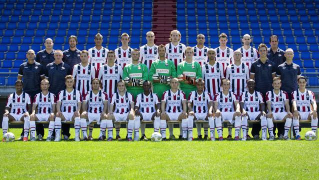 Hollanda Ligi Şampiyonları Willem II - Kurgu Gücü