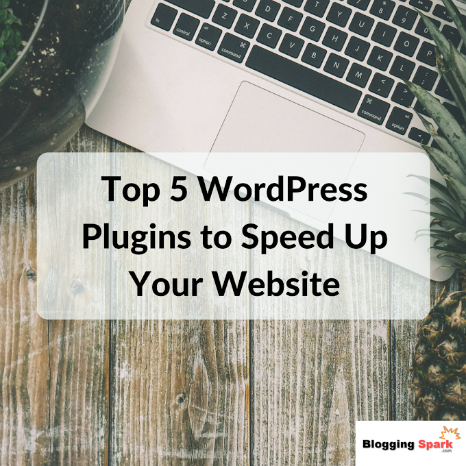 Top 5 WordPress Plugins to Speed Up Your Website