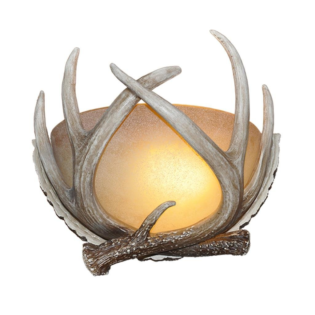 Total Fab: Decorating with Deer Antlers: Deer Antler ...