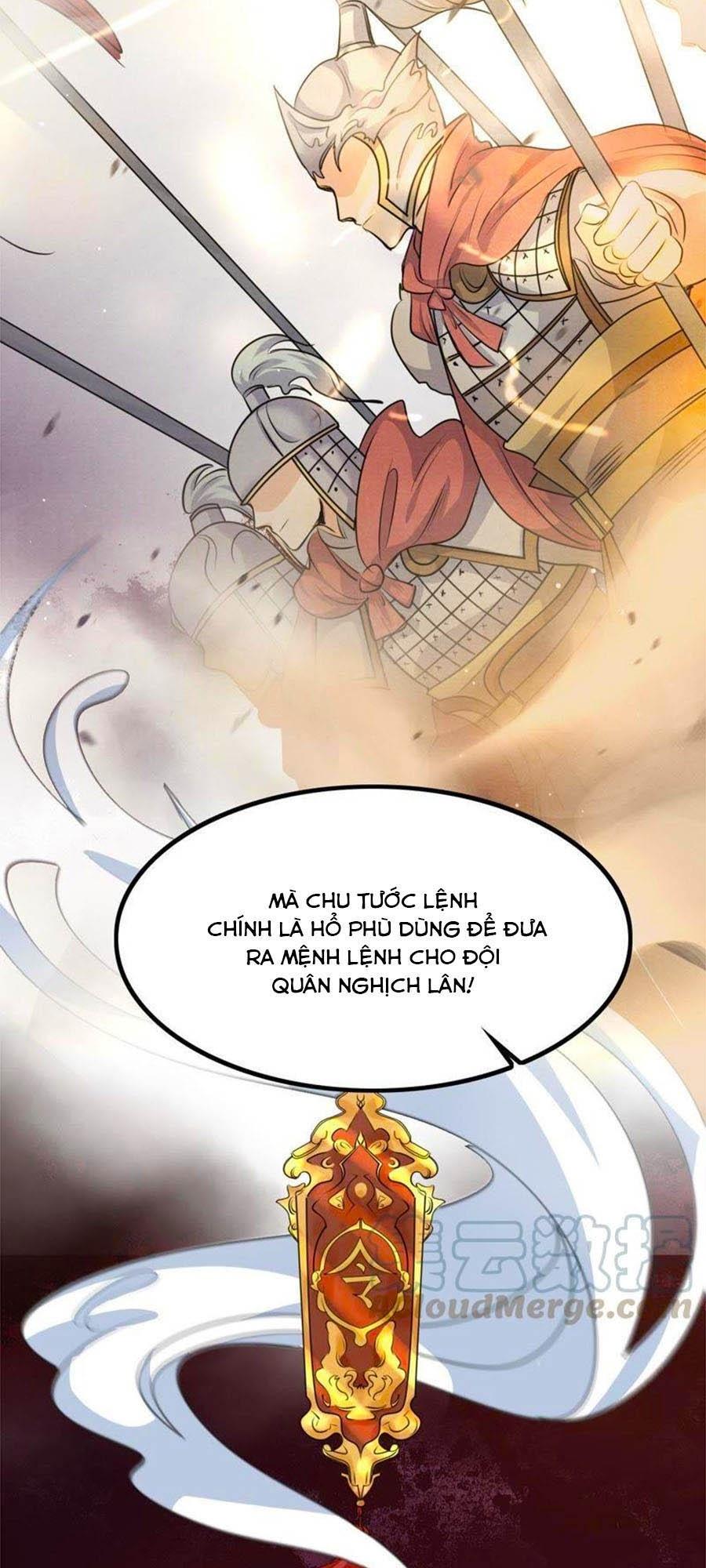 Chiến Thần Cuồng Phi: Phụng Khuynh Thiên Hạ chap 64 - Trang 19